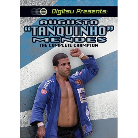 DIGITSU Augusto Tanquinho Mendes The Complete Champion Part One 2-Disc DVD Set